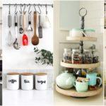 25 การออกแบบเคาน์เตอร์ครัวอย่างชาญฉลาด สำหรับพื้นที่ขนาดเล็ก