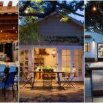 20 ไอเดีย ตกแต่งสวนหลังบ้านด้วยแสงไฟ เพื่อสร้างบรรยากาศที่น่าพักผ่อน