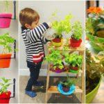 """17 ไอเดีย """"สวนขนาดเล็กสำหรับเด็ก"""" เสริมสร้างพัฒนาการให้ลูกน้อยด้วยพื้นที่สีเขียวแสนสดชื่น"""