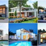 """15 ไอเดีย """"บ้านสไตล์โมเดิร์น"""" ออกแบบได้อย่างโดดเด่น เต็มไปด้วยมนต์เสน่ห์น่าอยู่อาศัย"""