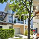 บ้านสามชั้นสไตล์โมเดิร์นในโทนสีขาว ดีไซน์ทันสมัย พร้อมพื้นที่ใช้สอยถึง 300 ตารางเมตร