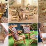 """33 ไอเดีย """"เก้าอี้ไม้ไผ่"""" เฟอร์นิเจอร์สวยด้วยวัสดุจากธรรมชาติ ตกแต่งได้ทั้งภายในบ้านและนอกบ้าน"""