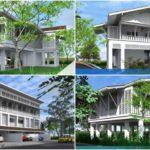 แจกฟรี 12 แบบบ้านประหยัดพลังงาน ไอเดียบ้านสีเขียวเพื่ออนาคต
