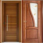 """19 ไอเดีย """"ประตูไม้"""" สวยงามหลากสไตล์ เพิ่มความหรูให้บ้านดูน่าอยู่"""