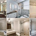 """20 ไอเดีย """"ห้องน้ำคอนโด"""" สวยงามหลากสไตล์ เปลี่ยนห้องน้ำธรรมดาให้ดูน่าใช้งานมากขึ้น"""