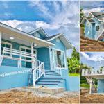 บ้านสไตล์อิงลิช โทนสีสดใสน่าอยู่ พร้อมดาดฟ้าชมวิวธรรมชาติ