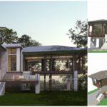 แบบบ้านสไตล์ไทยประยุกต์ โดดดเด่นด้วยเอกลักษณ์แบบไทย พร้อมใต้ถุนโล่งกว้างระบายอากาศ