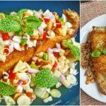 """แชร์เมนู """"ปลากะพงหนังกรอบลุยสวน"""" รสชาติจัดจ้าน อัดเครื่องสมุนไพรแน่นๆ ทำทานเองได้ไม่ง้อร้าน"""