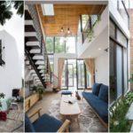 บ้านสไตล์มินิมอลสองชั้น กะทัดรัดเรียบง่าย พร้อมบรรยกาศพักผ่อนแสนอบอุ่น