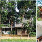 บ้านยกพื้นสูงสไตล์โมเดิร์นลอฟท์ เน้นความโปร่งสบาย ใช้ชีวิตใกล้ชิดธรรมชาติ