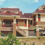 บ้านทรงไทยประยุกต์ ดีไซน์ใต้ถุนยกสูง 3 ห้องนอน 3 ห้องน้ำ งบก่อสร้างอยู่ที่ 2.5 ล้านบาท