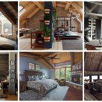 """30 ไอเดีย """"ห้องนอนสไตล์รัสติค"""" เนรมิตพื้นที่พักผ่อนให้งดงามและเปี่ยมไปด้วยกลิ่นอายของธรรมชาติ"""