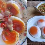 """เมนูสุดประหยัด """"ไข่ต้มกับพริกน้ำปลา"""" ทำง่ายแต่ทานได้ไม่มีเบื่อ แถมได้โปรตีนสูง"""
