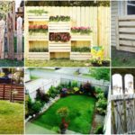 """15 ไอเดียแต่งสวนด้วย """"รั้วไม้พาเลท"""" สวยงาม เรียบง่าย สร้างกลิ่นอายสไตล์บ้านฟาร์ม"""