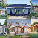 รวม 14 แบบบ้านสไตล์โมเดิร์น – คอนเทมโพรารี ไอเดียบ้านทันสมัย สร้างแรงบันดาลใจให้คนอยากมีบ้าน