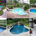 """21 ไอเดีย """"สระว่ายน้ำขนาดเล็ก"""" เหมาะสำหรับสวนหลังบ้าน สร้างพื้นที่พักผ่อนของครอบครัว"""