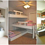 """20 ไอเดีย """"เตียงสองชั้นสำหรับเด็ก"""" ดีไซน์เพื่อห้องขนาดเล็ก ให้เด็กๆ แชร์พื้นที่พักผ่อนร่วมกันได้ไม่จำกัด"""