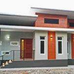 บ้านสไตล์โมเดิร์น ตกแต่งโทนสีเทาทั้งหลัง ดีไซน์ลงตัวในขนาด 94 ตารางเมตร