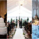 """20 ไอเดียงานแต่งงานธีม """"ไวท์คริสต์มาส"""" เนรมิตวันพิเศษในบรรยากาศของเมืองหนาว"""