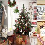 """24 ไอเดีย """"ห้องครัวธีมคริสต์มาส"""" เนรมิตบรรยากาศแห่งความสุข ต้อนรับเทศกาลอันแสนอบอุ่น"""
