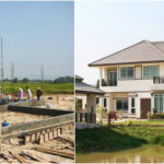 """รีวิว """"สร้างบ้านในฝัน"""" ตั้งแต่ขั้นตอนแรกเริ่ม ไปจนถึงเสร็จสมบูรณ์พร้อมอยู่อาศัย"""