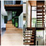 """31 ไอเดีย """"บันไดบ้าน"""" ดีไซน์สวยเนี้ยบน่ามอง สร้างเสน่ห์ให้บ้านที่คุณรัก"""