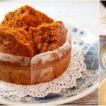 """แจกสูตร """"เค้กคาราเมลนึ่ง"""" เค้กเนื้อนุ่ม หวาน มัน ทำง่ายไม่ต้องง้อเตาอบ"""