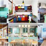 """37 ไอเดีย """"ห้องครัวหลากสีสัน"""" เนรมิตบรรยากาศแสนสดใส ให้กับช่วงเวลาแห่งการเตรียมมื้ออร่อย"""
