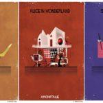 """สถาปนิกไอเดียเจ๋ง """"วาดภาพบ้าน"""" ด้วยแรงบันดาลใจจาก """"การ์ตูนเทพนิยาย"""" ผสานความฝันวัยเด็กเข้ากับดีไซน์ของงานสถาปัตยกรรม"""