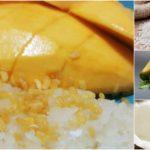 """ชวนทำ """"ข้าวเหนียวมูนมะม่วง"""" ของหวานไทยเลิศรส อร่อยหวานมันแถมทำไม่ยาก"""
