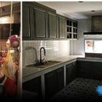 """รีวิว """"รีโนเวทห้องครัวเก่าอายุ 30 ปี"""" เปลี่ยนจากครัวสุดเชย กลายเป็นครัวโมเดิร์นที่น่าใช้งานสุดๆ"""