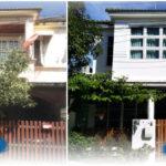 """รีวิว """"รีโนเวททาวน์โฮมสองชั้น"""" เปลี่ยนบ้านหลังเก่าสุดเชย ให้กลายเป็นบ้านใหม่แสนชิล"""
