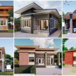 """23 ไอเดีย """"แบบบ้านสไตล์โมเดิร์น"""" ไอเดียบ้านสวยสร้างแรงบันดาลใจ ผลงานโดยทีมสร้างบ้านจากพิษณุโลก"""