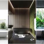 """20 ไอเดียตกแต่งห้องน้ำโดยใช้ """"ต้นไม้"""" เนรมิตบรรยากาศแบบธรรมชาติ"""