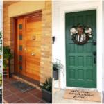 """25 ไอเดีย """"สีสันประตู"""" สำหรับคนที่เบื่อความจำเจ และอยากเพิ่มเสน่ห์ให้หน้าบ้าน"""