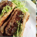 """ชวนทำ """"แซนวิชเนื้อสไตล์ญี่ปุ่น"""" ของว่างแสนอร่อย พกสะดวก ทานง่าย อร่อยได้ทุกที่"""