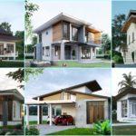 รวม 37 แบบบ้านสไตล์โมเดิร์น ไอเดียบ้านดีไซน์ทันสมัย สร้างแรงบันดาลใจให้คนอยากมีบ้าน