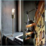 """25 ไอเดีย """"โคมไฟแนวโมเดิร์นอินดัสเทรียล"""" เพิ่มแสงสว่างให้บ้านด้วยดีไซน์โคมไฟสุดดิบ"""