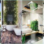 """20 ไอเดีย """"ห้องน้ำสไตล์ธรรมชาติ"""" สดชื่นท่ามกลางธรรมชาติที่อ่อนโยน"""