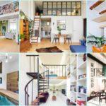 """20 ไอเดีย """"ชั้นลอยในบ้าน"""" เปลี่ยนเพดานโล่งๆ ให้กลายเป็นมุมสุดชิลของบ้าน"""
