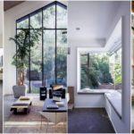 """25 ไอเดียแต่งห้องด้วย """"ผนังกระจกโปร่งแสง"""" เชื่อมต่อธรรมชาติเข้ากับพื้นที่ใช้ชีวิตในบ้าน"""