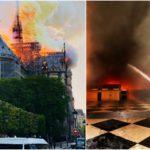 """5 เหตุผลว่าทำไมเหตุเพลิงไหม้ """"มหาวิหารนอเทรอดาม"""" ถึงต้องใช้เวลาในการดับนานถึง 15 ชั่วโมง!"""