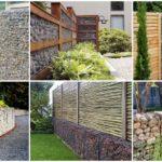 """55 ไอเดีย """"กล่องเกเบี้ยน"""" แนวคิดสุดครีเอทสำหรับการสร้างกำแพงบ้านหรือรั้วแต่งสวน"""