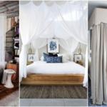"""39 ไอเดีย """"เตียงนอนแบบมุ้ง"""" สร้างบรรยากาศสุดโรแมนติก เพิ่มความหรูหราให้กับห้องนอน"""