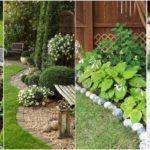 """40 ไอเดีย """"ขอบแปลงปลูกพืช"""" เพิ่มความสวยงามและความโดดเด่นให้กับสวนของคุณ"""