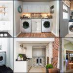 """60 ไอเดีย """"ห้องซักอบรีดขนาดเล็ก"""" ฟังก์ชันใช้สอยที่ครบครัน เหมาะสำหรับบ้านพื้นที่จำกัด"""