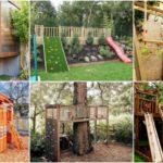 """52 ไอเดีย """"สนามเด็กเล่นในสวน"""" ขนความสนุกเอามาไว้ในบ้าน พร้อมเอาใจเหล่าเด็กน้อย"""