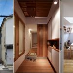 House in Nada บ้านญี่ปุ่นบนที่ดินหน้าแคบ ฟังก์ชั่นครบครันบนพื้นที่ใช้สอยสุดกะทัดรัด