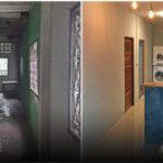 """รีโนเวท """"บ้านร้างชั้นเดียวทรงแคบ"""" ให้กลายเป็น """"บ้านในฝันแนวโมเดิร์นลอฟท์"""" ด้วยงบประมาณ 550,000 บาท"""