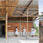 Rural House บ้านไม้ไผ่สไตล์ดิบ ออกแบบเรียบง่าย ภายในโปร่งสบาย สร้างจากวัสดุธรรมชาติทั้งหลัง